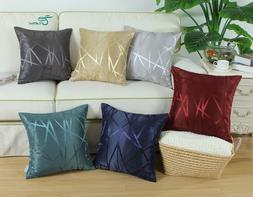CaliTime Throw Pillows Shells Lines Home Decor Reversible Cu