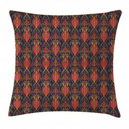 Turkish Throw Pillow Cases Cushion Covers Ambesonne Home Dec